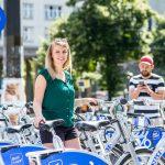 Fahrradverleihsystem der VAG Nürnberg