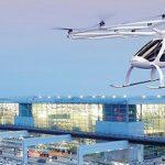 Fraport und Volocopter entwickeln Flughafeninfrastruktur und Passagierprozesse für Flugtaxis