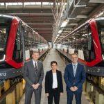 Neue U-Bahnfahrzeuge für Nürnberg