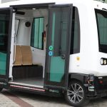 Karlsruhe-Weiherfeld/Dammerstock wird Teststrecke für autonome Shuttles