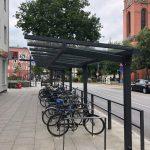 Bike+Ride-Ausbau im Süden Hamburgs