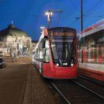 Nürnberg bekommt neue Straßenbahnen