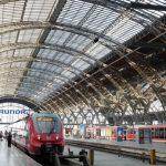 Sicherheit an Bahnhöfen