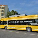 Zwischenbilanz E-Busse: mehr Fahrzeuge, bessere Leistung