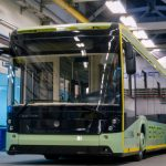 Ukrainische Elektrobus-Hersteller suchen ihre Chance in Europa