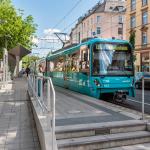 Ab Pfingsten in Frankfurt Bus und Bahn auch wieder nachts