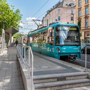 Stadtbahn Frankfurt