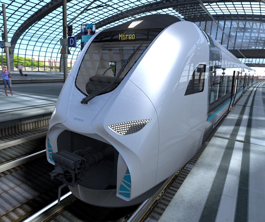 Siemens Mobility erhält ersten Auftrag für Batteriezüge