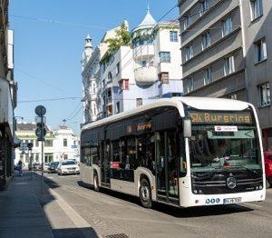 E-Bus Citaro von Mercedes