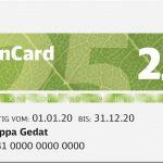 BahnCard-Inhaber können erweiterte Kulanzregelungen nutzen
