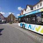 AVV vergibt Buslinienbündel an Verkehrsunternehmer in der Region Augsburg und Aichach-Friedberg