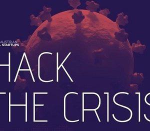 Hack the Crisis Logo