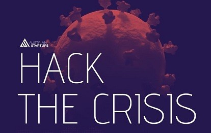 Hack the Crisis Logo