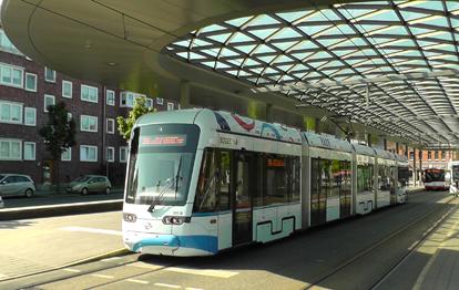Straßenbahn der BOGESTRA