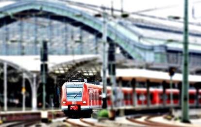 S-Bahn in Köln Hauptbahnhof