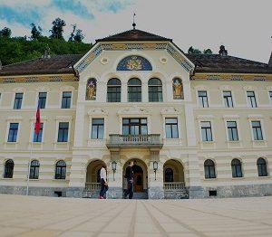 Liechtenstein Parlament