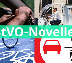 StVO-Novelle