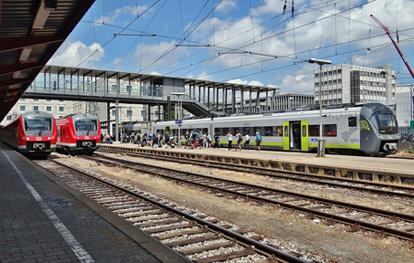 Bahnhof Ulm