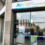 Wiedereröffnung des AVV-Kundencenters