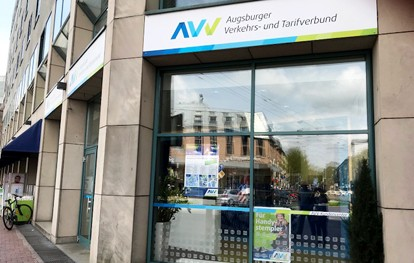 AVV-Kundencenter