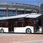 E-Bus aus Weißrussland mit ZF-Technik