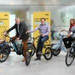 Rydies und ADAC bieten bundesweit neue E-Mobilitäts-Abos an