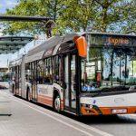 Craiova in Rumänien bestellt Solaris Gelenk-Elektrobusse