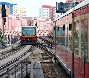 S-Bahnen in Berlin