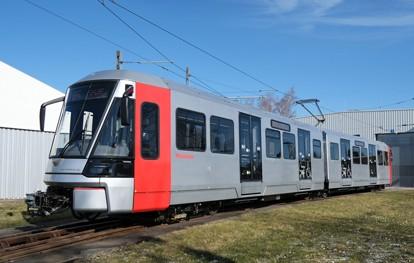 Flexity Straßenbahn