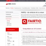 HAVAG: Check-In und Check-Out als Infektionsschutz