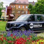 On-Demand-Ridesharing MyShuttle im KVV erweitert Gebiet