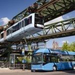 WSW-Wasserstoffbusse im Linienverkehr