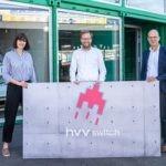 Neue Mobilitätsapp: Aus switchh wird hvv switch