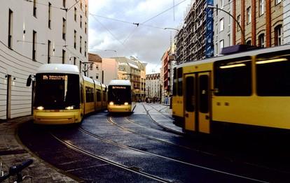 Straßenbahnen in Berlin