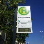 Nürnberg: Neue DFIS-Anzeiger für Bushaltestellen
