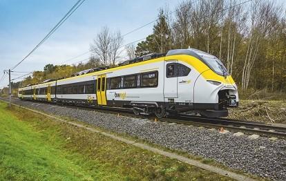 Neuer Mireo von Siemens Mobility für das Netz Rheintal