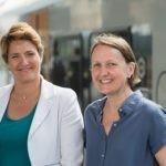 Anne Mathieu ist neue Vorsitzende der Geschäftsführung bei Keolis Deutschland