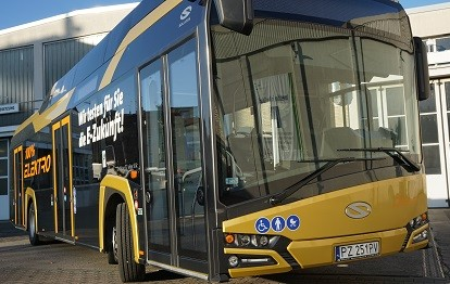 Solaris Elektrobus