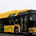 Fünf Urbino 12 electric für Katowice