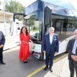 Premiere für Wasserstoff-Bus-Test bei den Wiener Linien