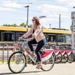 """Leihfahrräder von """"KVV.nextbike"""" immer beliebter"""