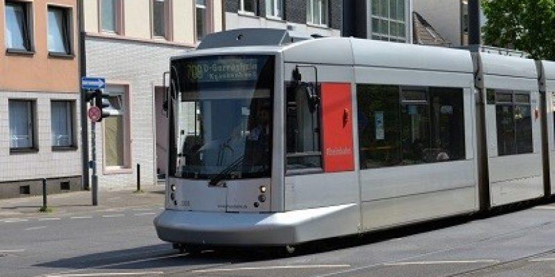 Rheinbahn Straßenbahn