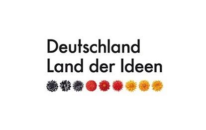 Logo Deutschland - Land der Ideen