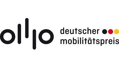 Logo Deutscher Mobilitätspreis