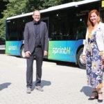 """Hannover – Bussystem """"sprintH"""" wird weiter ausgebaut"""