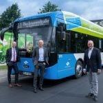 Neue Elektrobusse für Münster: Linie 11 wird elektrisch