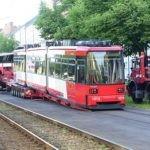 Modernisierung der Straßenbahnen: Letzter Dreiteiler ist zurück