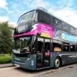 National Express erhält E-Doppeldecker für die englischen West Midlands