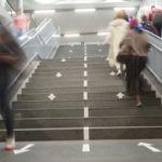 Im Test: Neue Wegeleitung zur Hamburger U-Bahn