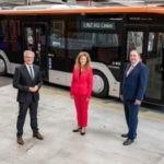 Neue Autobusse für Linz